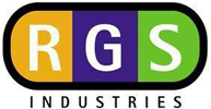 Logo, RGS INDUSTRIES - Die Cutting